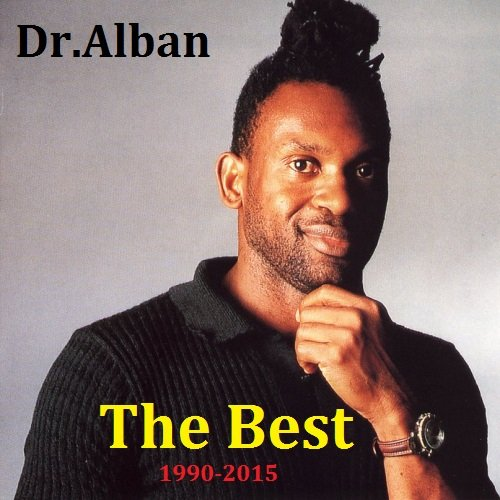 Постер к Dr.Alban - The Best (1990-2015)