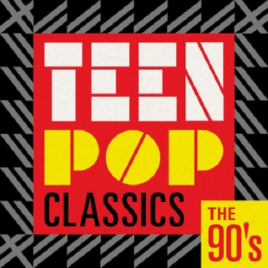 Постер к Teen Pop Classics The 90's (2020)