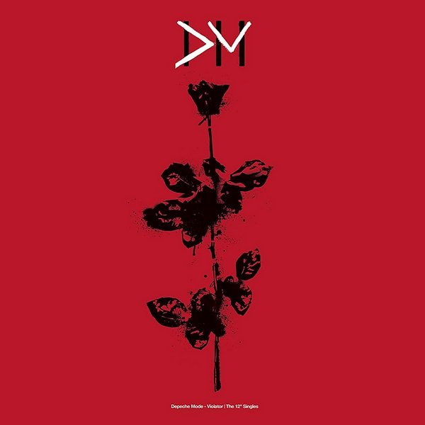 "Постер к Depeche Mode - Violator | The 12"" Singles (2020)"