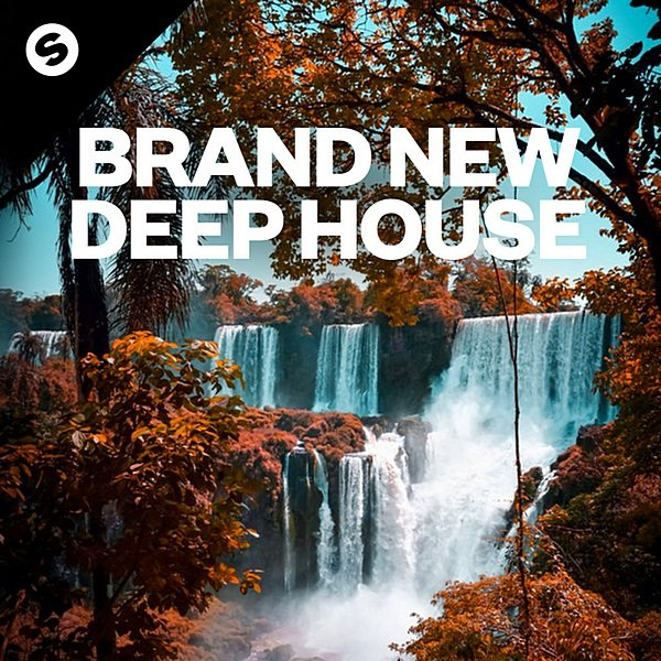 Постер к Brand New Deep House (2020)
