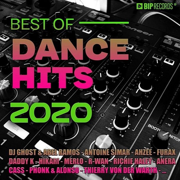 Постер к Best Of Dance Hits (2020)